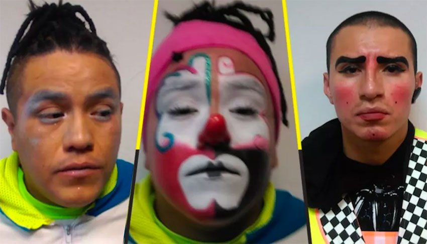 The kidnapping clowns.