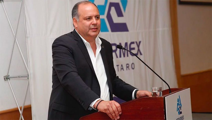'Things could go wrong,' warns Coparmex chief.
