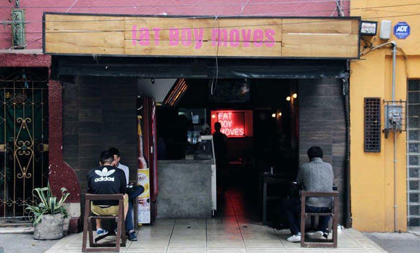 Fat Boy Moves, Korean food in La Condesa.