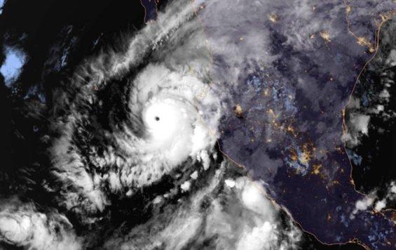 Hurricane Willa struck the coast of Sinaloa in October last year.