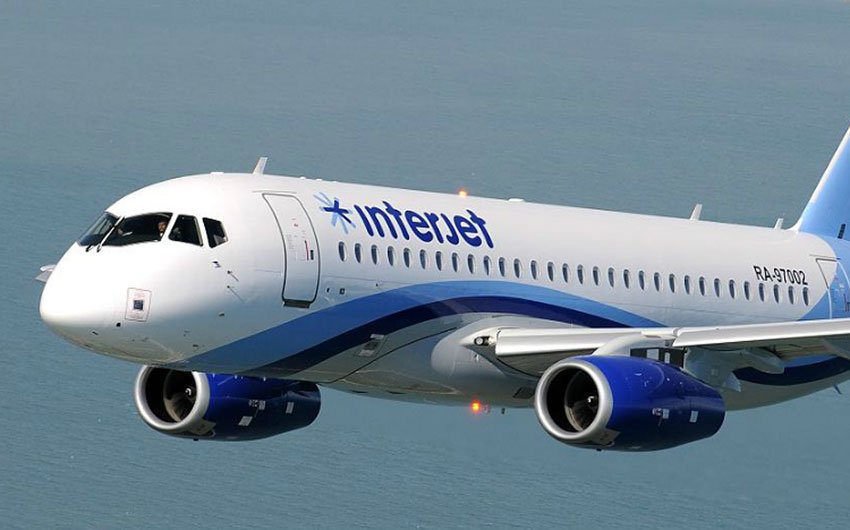interjet aircraft