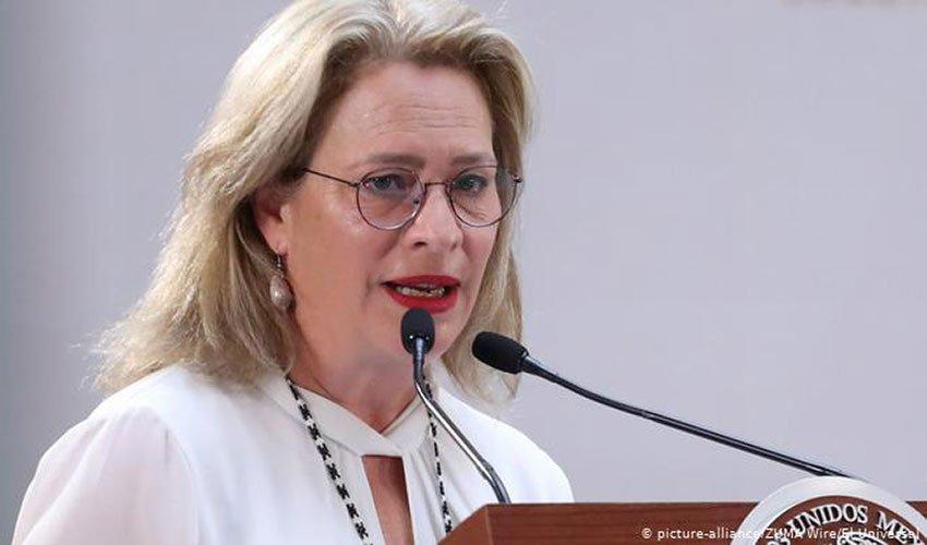 González Blanco resigned her post on Saturday.