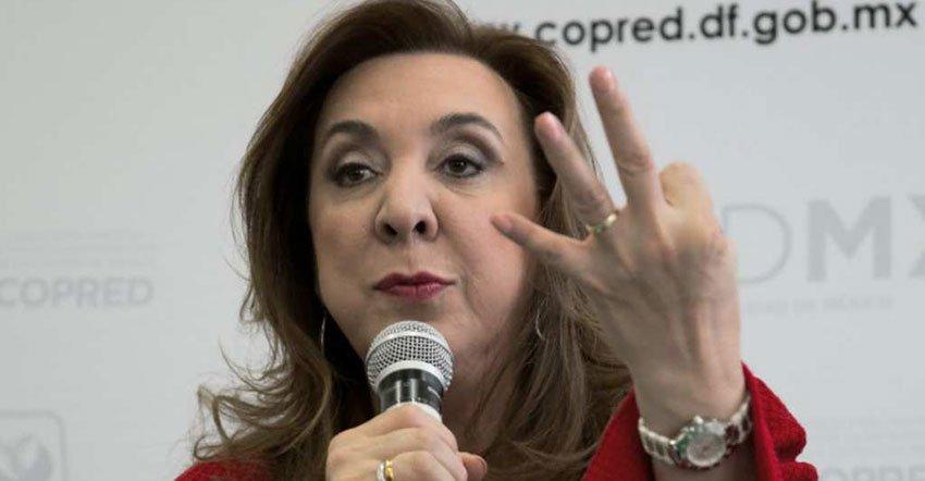 Activist Rosi Orozco.