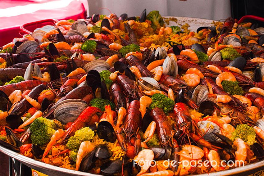 Paella is on the menu this weekend in Querétaro.