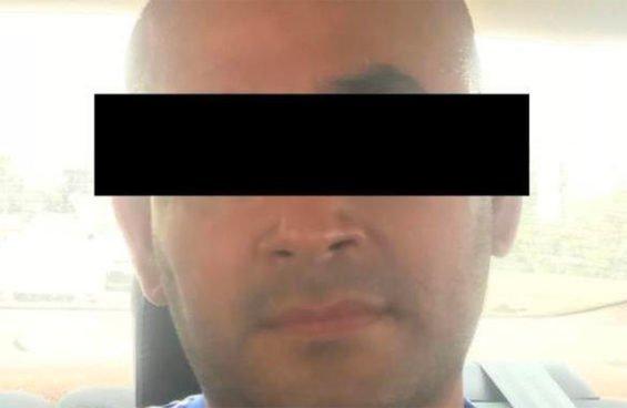 Massacre suspect El Pelón.