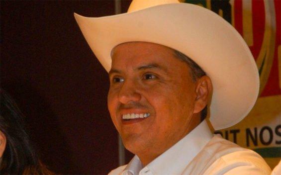 Former Nayarit governor Sandoval.