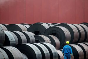Tariffs on steel and aluminum are to be withdrawn.
