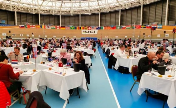 The wine contest in Switzerland where Mexico won 39 medals.