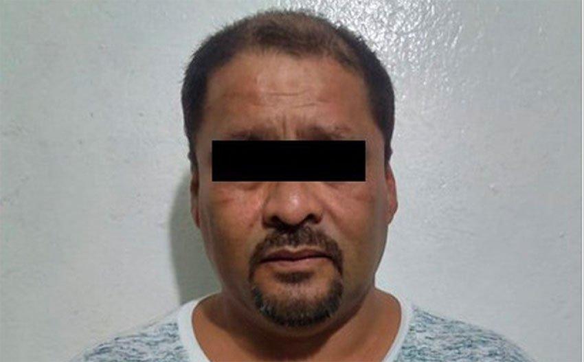 Suspected Zetas operator arrested in Veracruz.