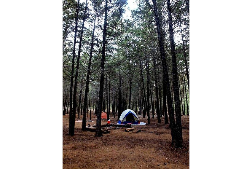 3—campsite