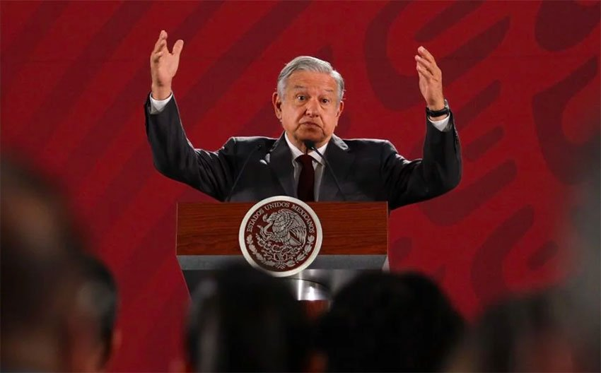 AMLO: scientists have been traveling all over the world.