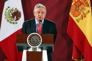 Right to asylum is a principle that has been planted within Mexico's foreign policy, President López Obrador said today.