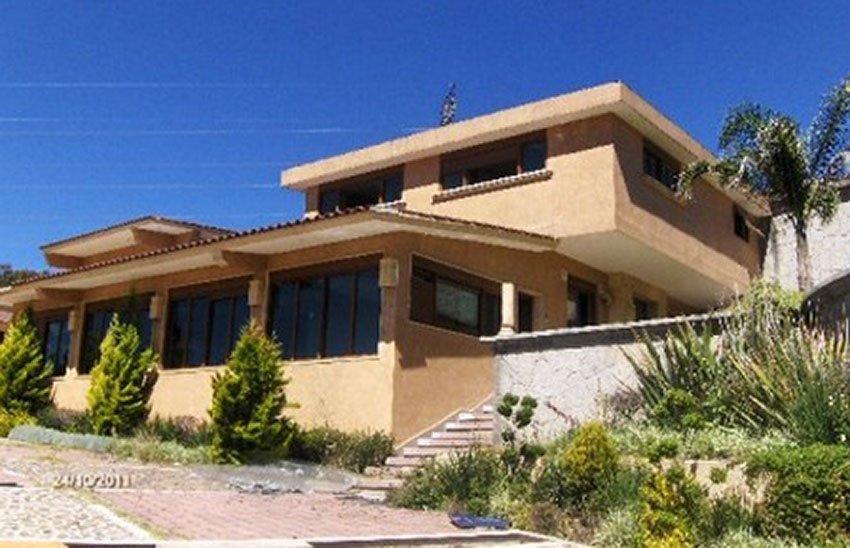 Rancho Los Tres García, former home of a convicted narco