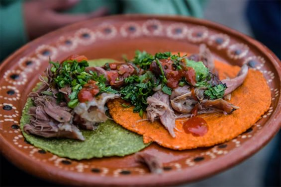Barbacoa tacos will be the center of attention in Actopan.