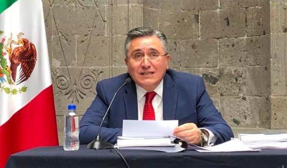 Human rights chief González.