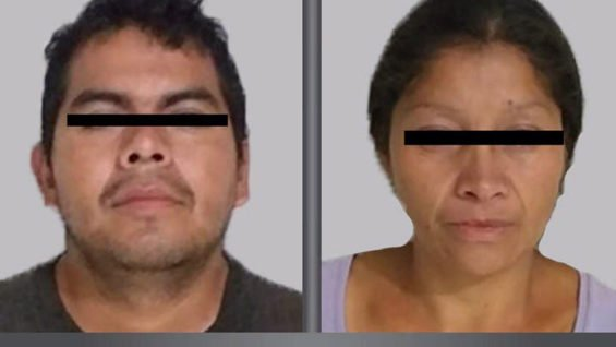 Ecatepec couple have each been sentenced to 114 years.