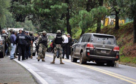 Scene of the 2012 attack.