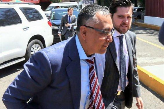 Former Pemex security chief Trauwitz, suspected fuel theft mastermind.