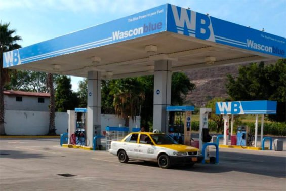 The new Wascon Blue station in Ayala, Morelos.