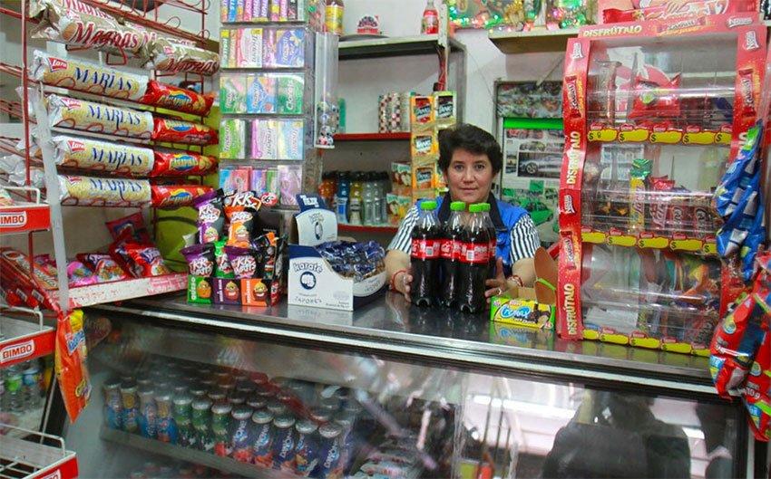 corner store clerk