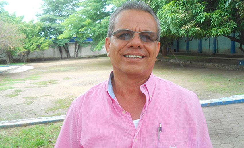 Guerrero journalist Rogelio Barragán.
