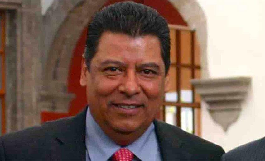 Notimex union boss García.
