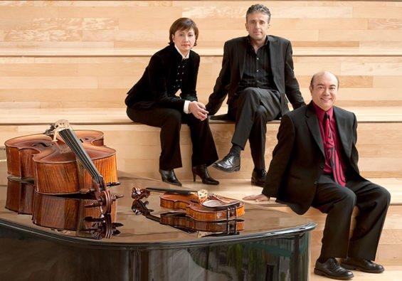 The Gryphon Trio