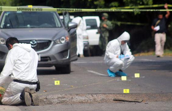 homicide investigators
