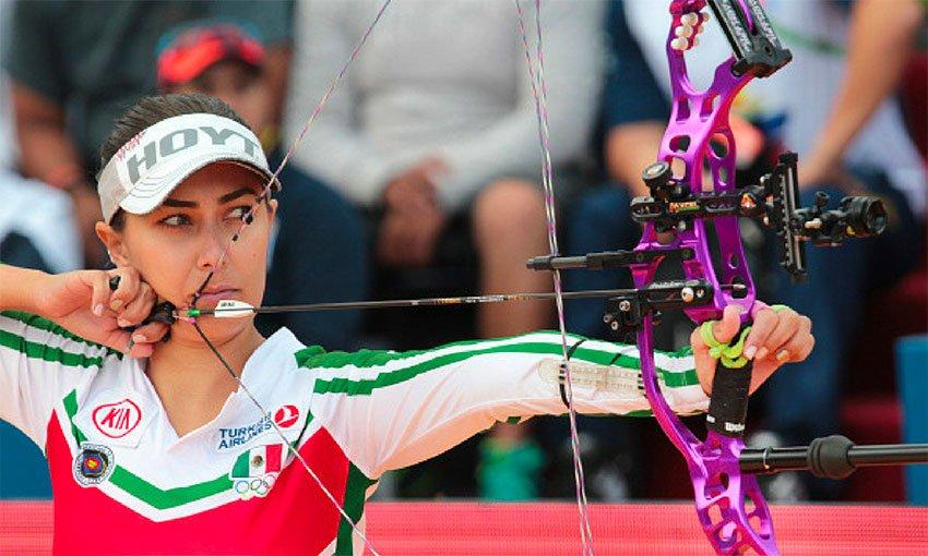 Linda Ochoa said she will compete for the United States.