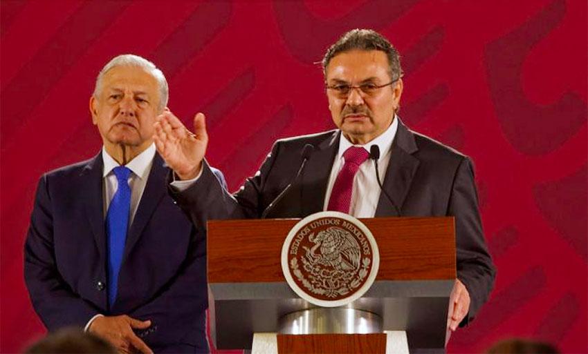Pemex CEO Romero presents the oil company's new business plan.