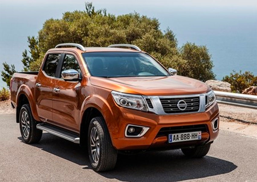 Nissan pickup replaces the Tsuru as Mexico's most-stolen vehicle