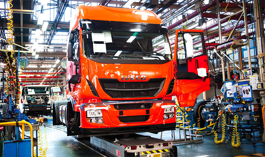 A lot of trucks have been rolling off Mexico assembly lines.