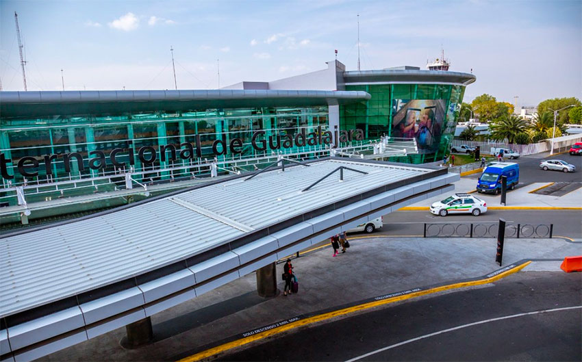 The Guadalajara airport has a new expansion plan.