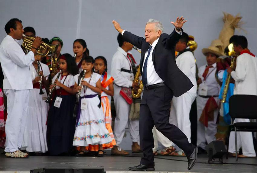 President López Obrador remains popular