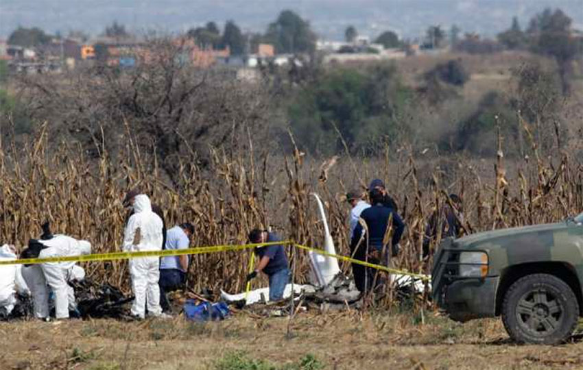 Suspicions grow after latest report on helicopter crash