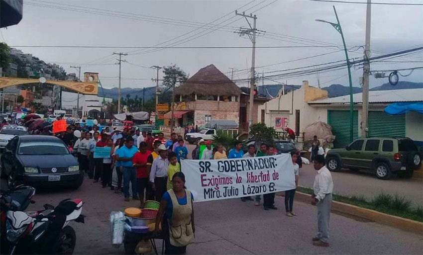 Guerrero farmers have been waiting months for their fertilizer.