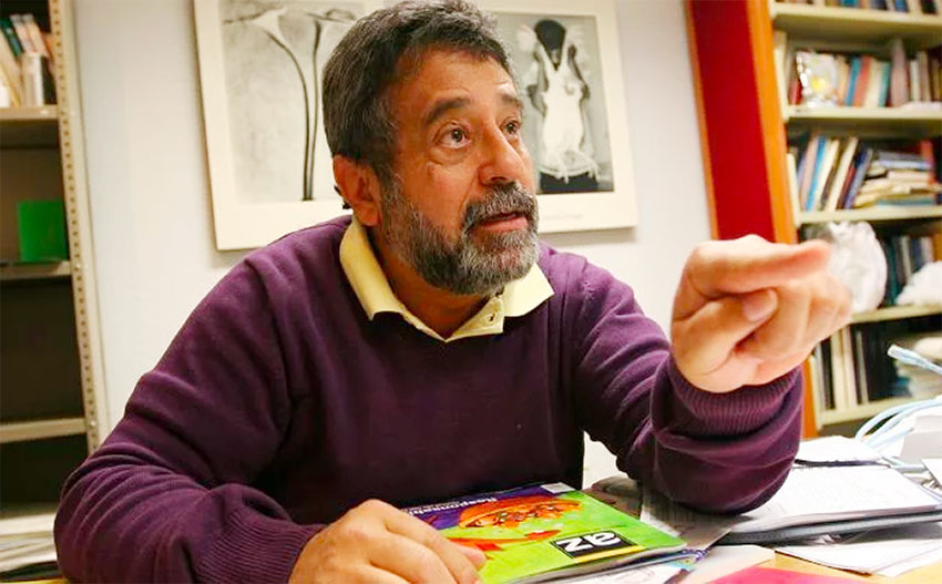 José Franco defends scientific agency that faces government's axe.