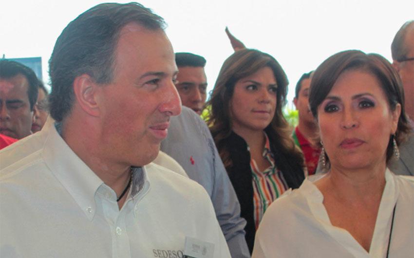 Meade followed Robles as social development secretary.