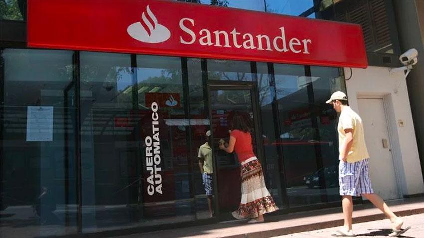 santander bank locations in maryland