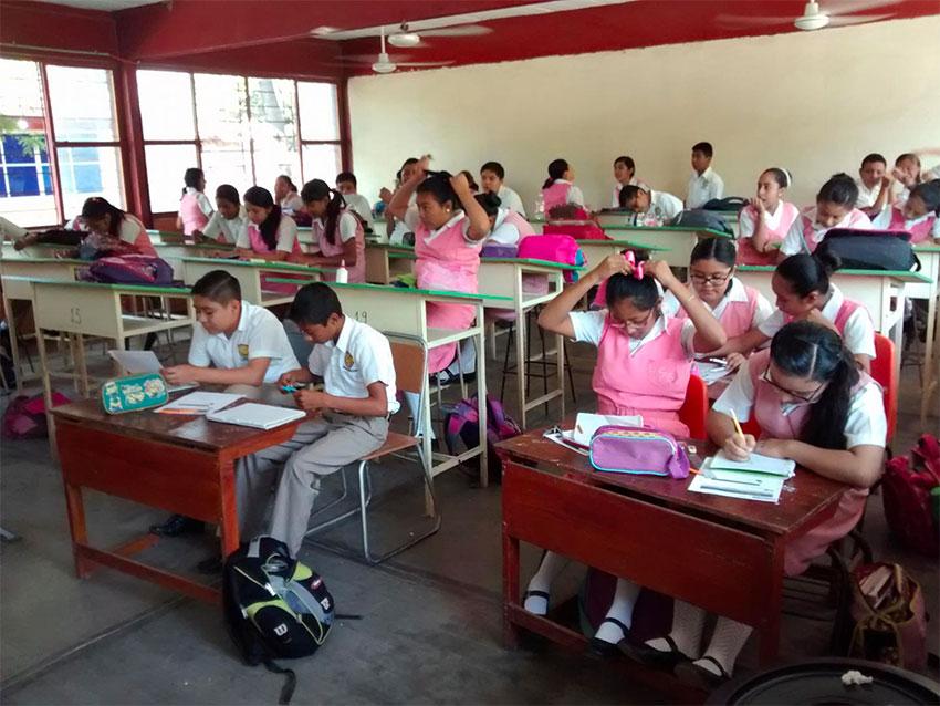 oaxaca students