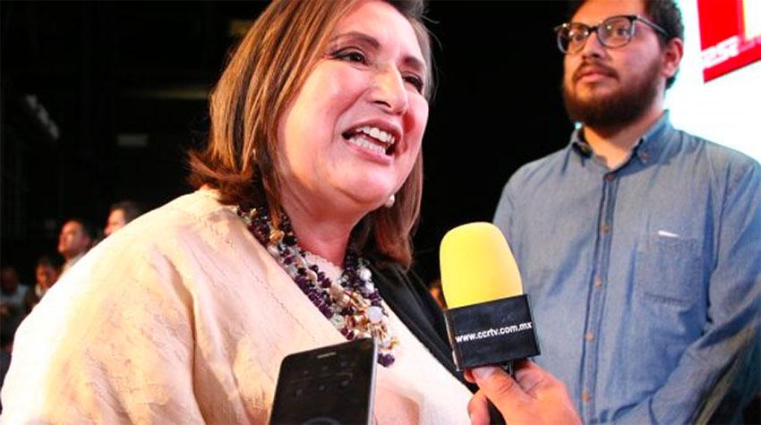 Senator Galvez: indigenous communities need water.