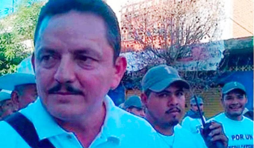 'El Abuelo' Farías, target of the Jalisco cartel's Tepacaltepec invasion.