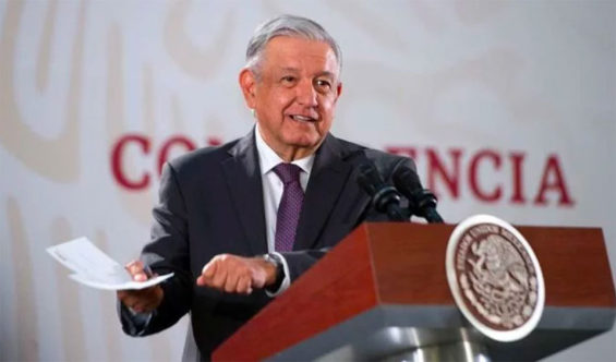 AMLO went on the attack against what he called a corrupt anti-corruption organization.
