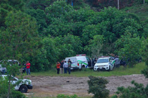 The search for human remains in Jalisco has moved to Tala.