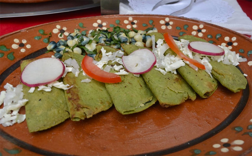 Fill up on enchiladas in Iztapalapa, Mexico City, later this month.