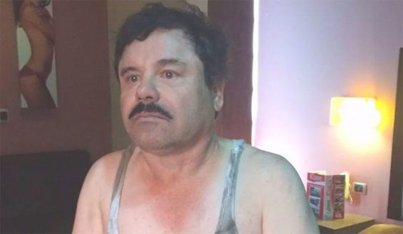 'El Chapo' Guzmán wants his assets to go to indigenous peoples.