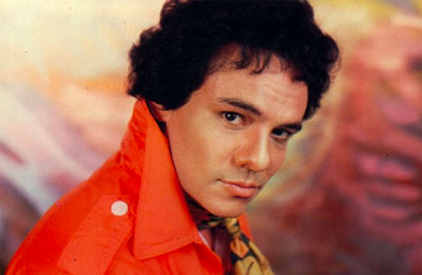 José José sold more than 250 million albums and was nominated for nine Grammy awards