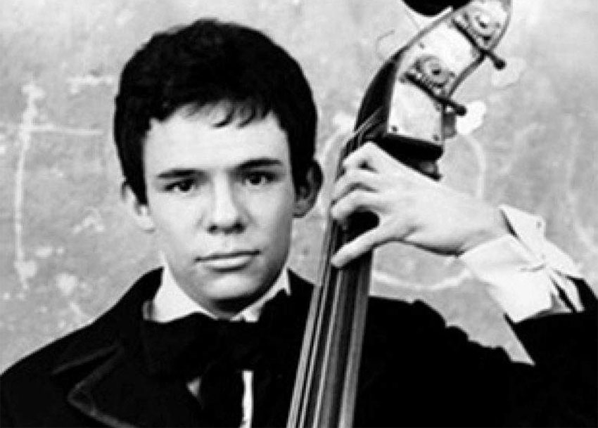 In the early days he played string bass in a jazz and bossa nova group he formed.