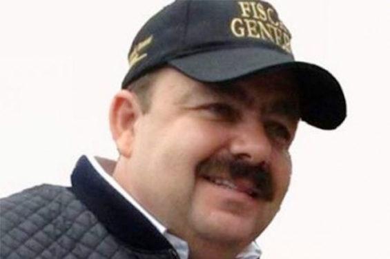 Édgar Veytia, lawman turned narco.