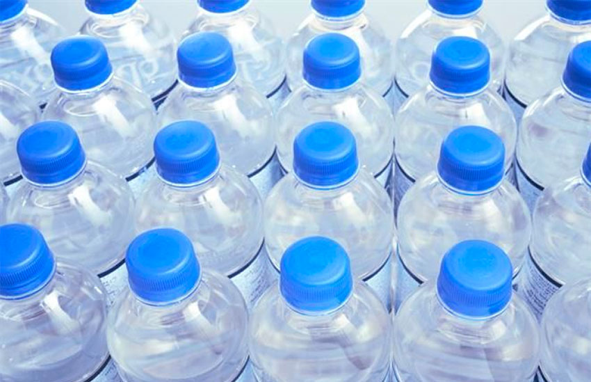 Bottled water a popular consumer product in Mexico.
